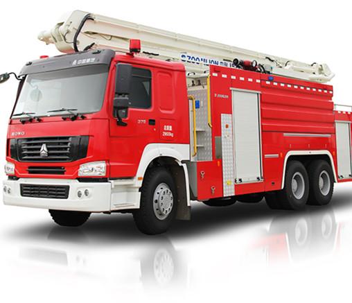 消防车自动变速箱维修:不走车现象
