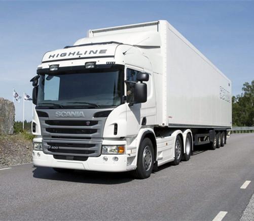 货车自动变速箱维修:行驶中游车,耸车