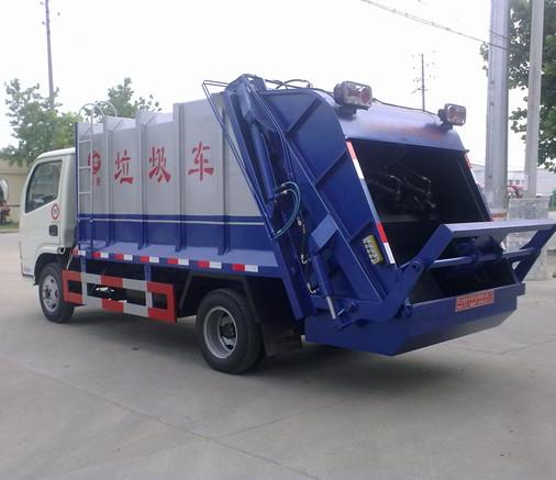 垃圾车自动变速箱维修:3挡升4挡打滑