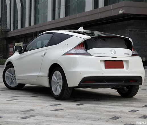 本田CR-Z自动变速箱维修:3挡升4挡打滑