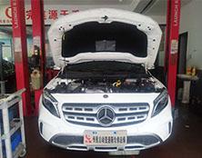 奔驰GLA260自动变速箱维修:行驶中自动跳空档