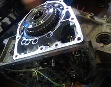 丰田卡罗拉自动变速箱维修:换挡冲击