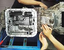 斯巴鲁自动变速箱维修:冲击、抖动