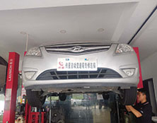 北京现代自动变速箱维修:冲击、不跳档故障