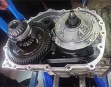 现代伊兰特自动变速箱维修:打滑、冲击故障