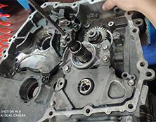 日产轩逸自动变速箱维修:打滑、挂挡冲击故障