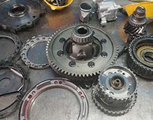 斯巴鲁汽车自动变速箱维修:无法降档