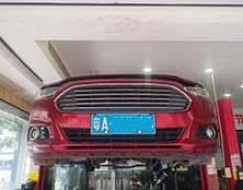 福特自动变速箱维修:加速无力