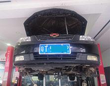 吉利自动变速箱维修:加速无力故障