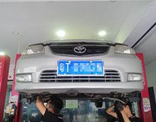 丰田自动变速箱分析及维修:无倒挡或前进挡故障