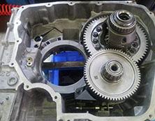 大众DSG自动变速箱维修:无倒挡故障