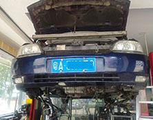 别克GL8自动变速箱维修:冲击、异响