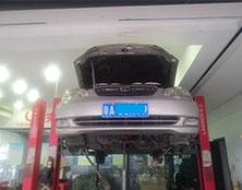 丰田自动变速箱维修:挂挡不走